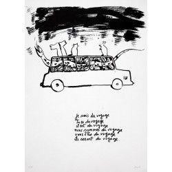 BARRY Jacques - Je suis du voyage