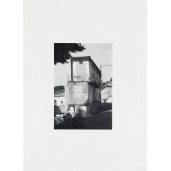 PLOSSU Bernard - Angle de rue à Saint-Pierreville